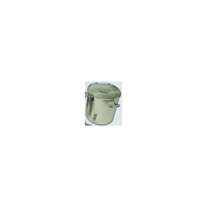 Olla acero acero inoxidable ollas y sartenes catalogo for Sartenes industriales
