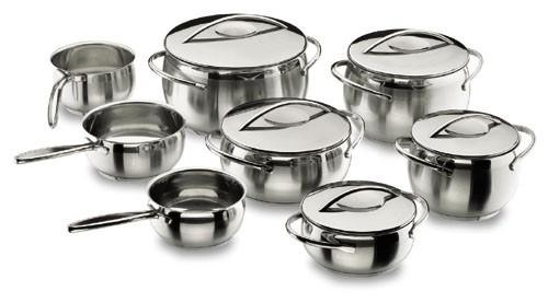 Ollas y cacerolas lacor linea belly catalogo for Carrefour utensilios cocina
